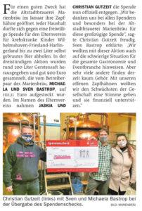 Jeversches Wochenblatt, 10.02.2021