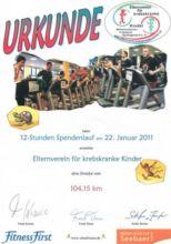 12- stundenspendenlauf 2011