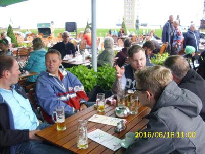 Vatertag 2016 Helgoland