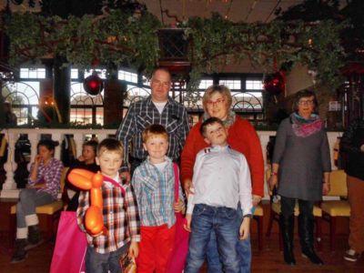 Weihnachtsfeier Elternverein 35